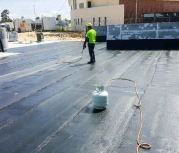 Above Ground Waterproofing in Perth
