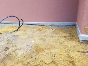 Aged Care Facility   Joint sealing
