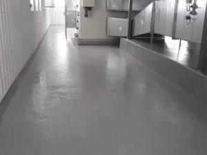 Commercial Facility   Plant deck