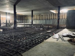 Residential Apartments | Basement