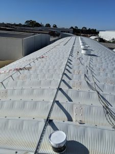 Manufacturing Facility | Remedial works/penetrations