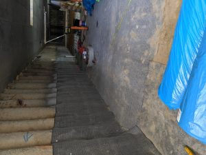 Aged Care Facility | Retaining wall