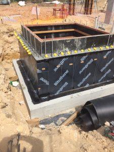 Medical Facility   Lift core