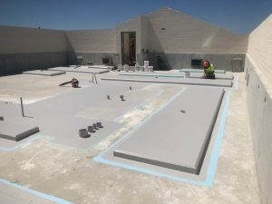 Aged Care Facility | Plant deck